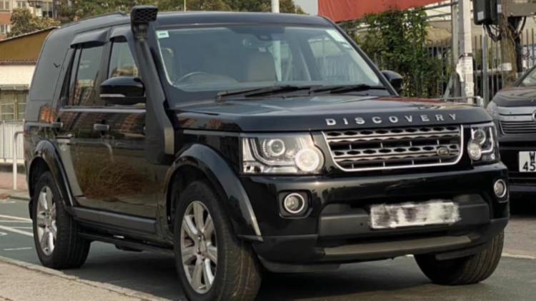 越野路華 Land Rover Discovery 4 Diesel 3.0的車輛圖片