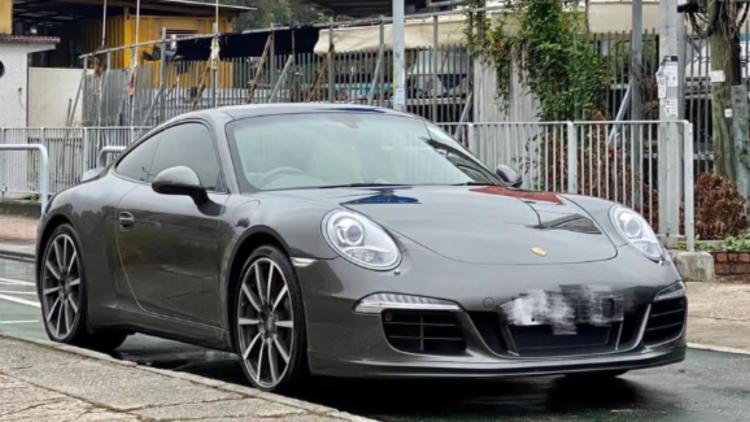 保時捷 Porsche 991 C2S的車輛圖片