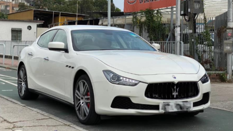 瑪莎拉蒂 Maserati Ghibli S的車輛圖片