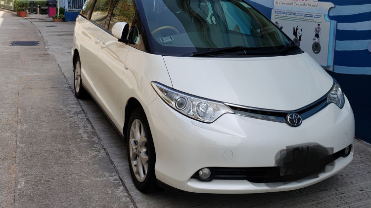 豐田 Toyota Previa 2.4的車輛圖片