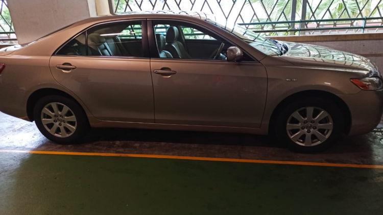 豐田 Toyota Camry的車輛圖片