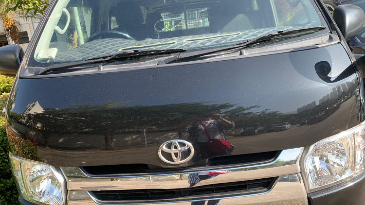 豐田 Toyota Hiace Diesel LWB的車輛圖片